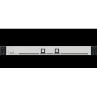Les KR-21C Активная панель управления сигналами GPI с 2 кнопками. Выбираемый тип выходного сигнала (уровень, импульс), входные GPI для подсветки кнопок, встроенный БП.