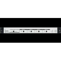 Les DS-412TLC 4 канальный кабельный корректор. Коррекция длины кабеля до 300 м, гальваническая развязка по входам, 2 выхода у каждого канала.