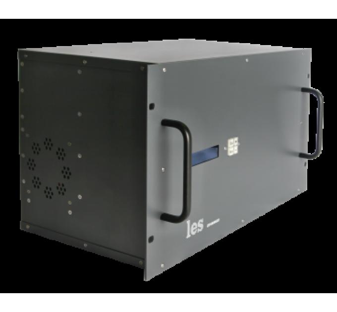 Les KV-6464HD Матричный коммутатор 64х64 3G/HD/SD-SDI видеосигналов. 2БП.