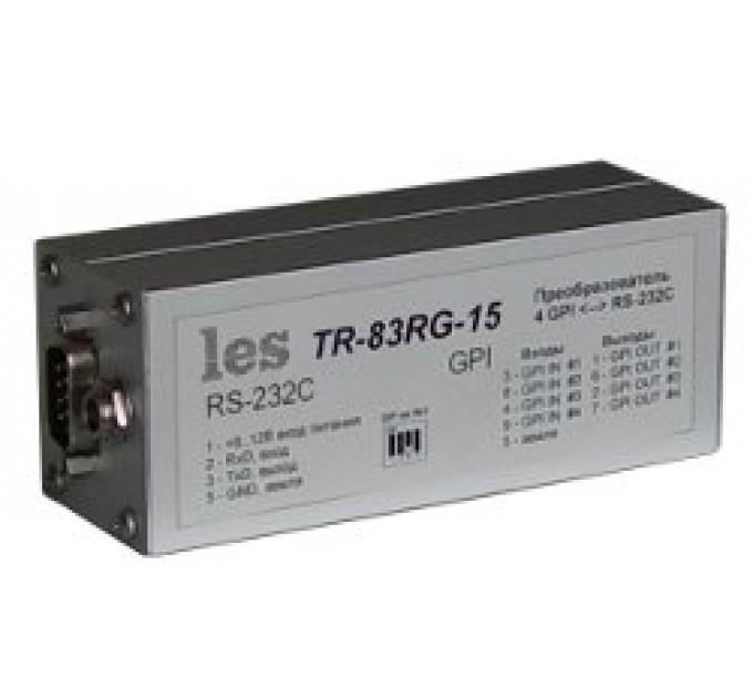 Les TR-83RG Преобразователь RS-232 - GPI