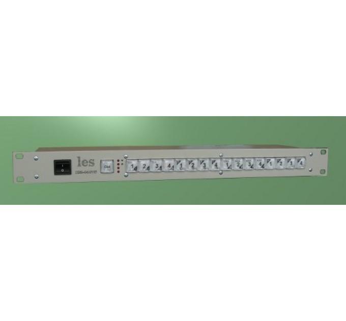 Les KM-440VS Матричный коммутатор 4х4 композитных видео и несимметричных стерео звуковых сигналов.