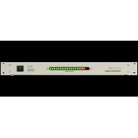 Les MS-11AS Одноканальный измеритель уровня аналоговых симметричных аудиосигналов. Индикатор из 19 дискретных светодиодов.