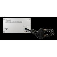 Les DS-214V 2 канальный усилитель-распределитель 1 в 4 композитных CVBS видеосигналов. Компактный корпус.