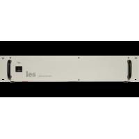 Les SW-1621HV-REL 16 канальный релейный коммутатор резерва 2 в 1 для HD/SD-SDI, DVB-ASI и CVBS сигналов. Удаленное управление по GPI, релейный обход, 2 БП.