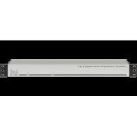 Les DS-18ADX Усилитель-распределитель 1 в 8 AES/EBU аудиосигналов. Трансформаторная развязка по входам и выходам.
