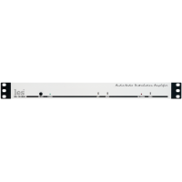 Les DS-15VNS2 Усилитель-распределитель 1 в 5 композитных видео и аналоговых стерео звуковых сигналов. Входные звуковые сигналы несимметричные, выходные симметричные.