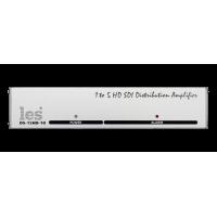 """Les DS-15HD-10 Усилитель-распределитель 1 в 5 HD/SD-SDI сигналов. Reclocking, корпус 10""""."""