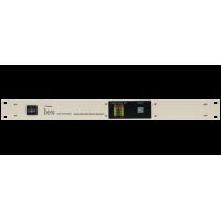 Les DS-13VAS2 Усилитель-распределитель 1 в 3 композитных видео и симметричных стерео звуковых сигналов с индикатором уровня звука.