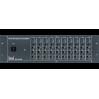 Les DS-1012SF 10 канальный усилитель-распределитель 1 в 2 симметричных аудиосигналов. Вход линейный или микрофонный, индикатор уровня, фильтр HPF.