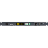 Les DS-112HAS Устройство управления уровнем звука на внешних контрольных мониторах с индикатором уровня и изменяемой задержкой. Входные сигналы - HD/SD-SDI.