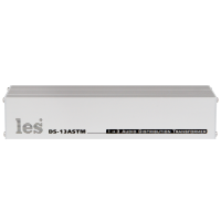 """Les DS-13ASTM Трансформаторный распределитель (сплиттер) 1 в 3 симметричных аудиосигналов. Корпус 10""""."""