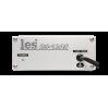 Les DS-12AS Усилитель-распределитель 1 в 2 симметричных аудиосигналов. Регулировка коэффициентов передачи по каждому выходу, компактный корпус.