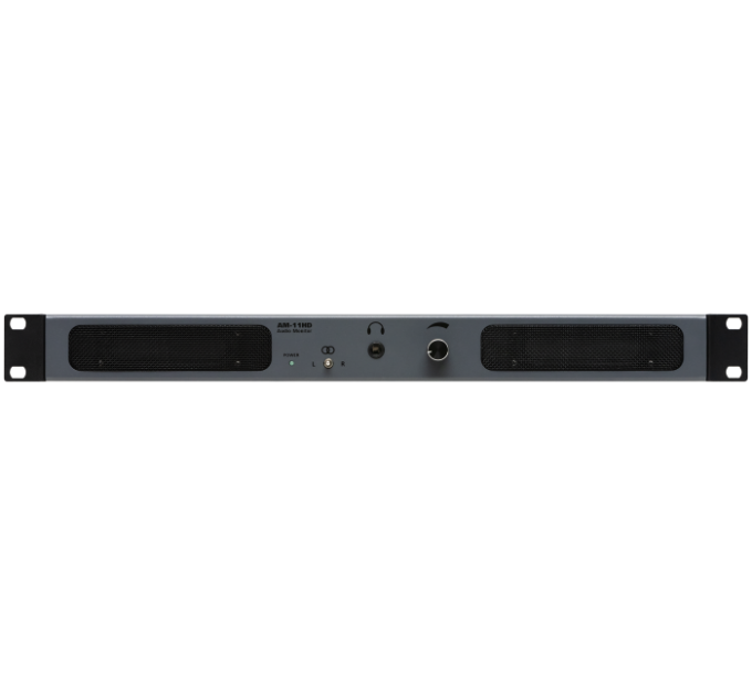 Les AM-11HD Звуковой монитор для аналоговых симметричных аудио и 3G/HD/SD-SDI видео сигналов.