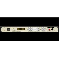 Les KA-880ADM-P2 Матричный коммутатор 8х8 AES/EBU аудиосигналов. Локальное и дистанционное управление, 2БП.