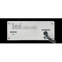 Les DS-14V Усилитель-распределитель 1 в 4 композитных CVBS видеосигналов. Компактный корпус.