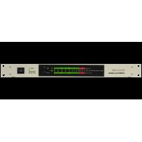 Les MS-23AS 2 канальный измеритель уровня аналоговых симметричных аудиосигналов. Индикатор - светодиодная линейка, 48 ступеней индикации уровня.