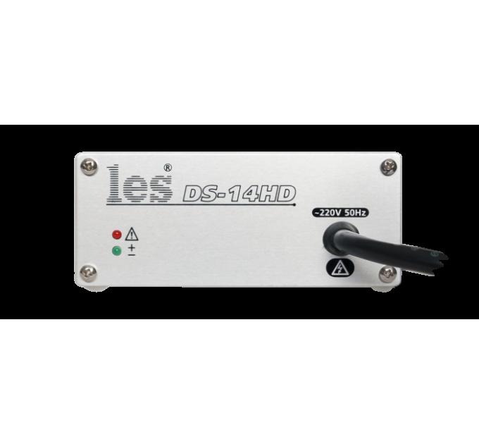 Les DS-14HD Усилитель-распределитель 1 в 4 3G/HD/SD-SDI сигналов. Reclocking.