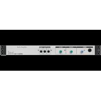 Les DS-112ASM2 Устройство управления уровнем звука на внешних контрольных мониторах. Входные сигналы - 2 канала аналогового симметричного аудио.