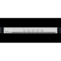 Les KR-51C Активный пульт управления. 5 кнопок, выходные сигналы GPI (уровень или импульс), входные GPI, USB для дистанционного управления, встроенный БП.