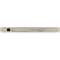 Les SW-2142SDAE Коммутатор резерва 2 в 1 для SD-SDI и DVB-ASI сигналов. 4 мастер выход, 2 выхода предпросмотра. Управление с лицевой панели, по Ethernet и GPI, релейный обход.