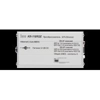 Les KR-118RGE Преобразователь IP -- GPI, 8 каналов GPI, 8 каналов GPO, управление через web-интерфейс или по протоколу обмена по UDP.