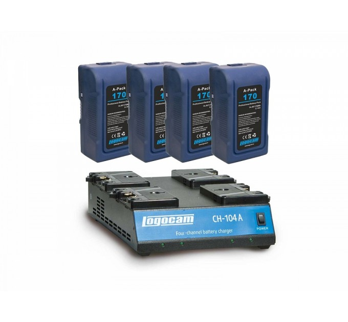 Logocam A-Kit 640 комплект аккумуляторов