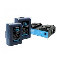 Logocam V-Kit 260 комплект аккумуляторов