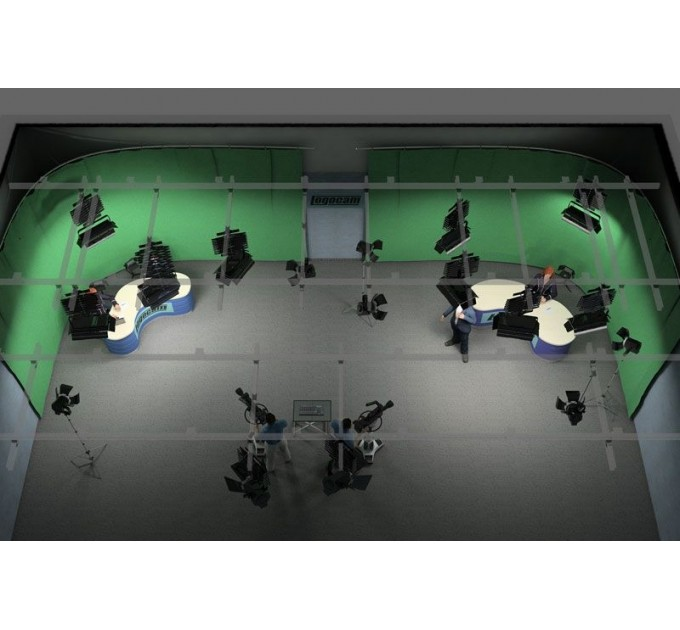 Logocam Studio Kit 15000/20 комплект студийного света