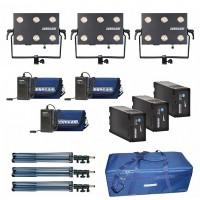 Logocam A-LED 1500/LLL DIM KIT автономный комплект света