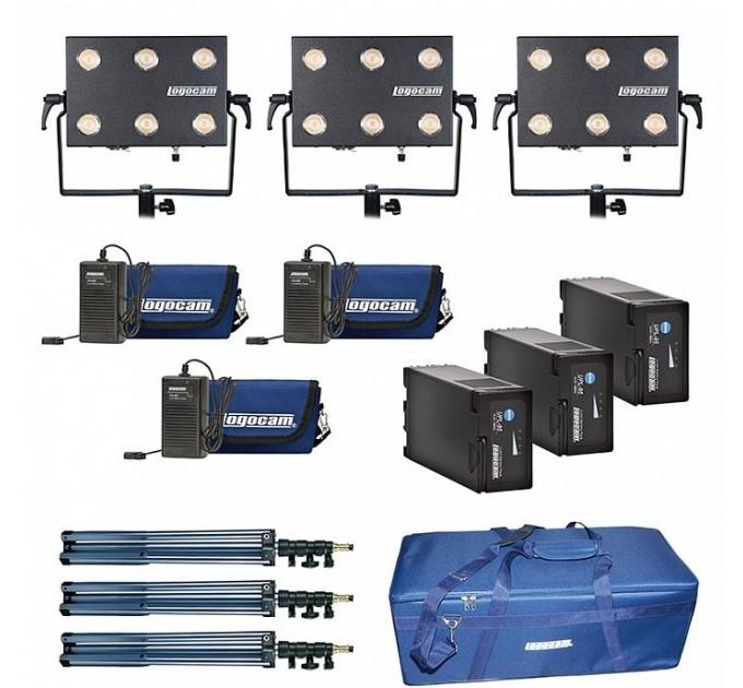 Logocam A-LED 1500\LLL DIM KIT (56) автономный комплект света