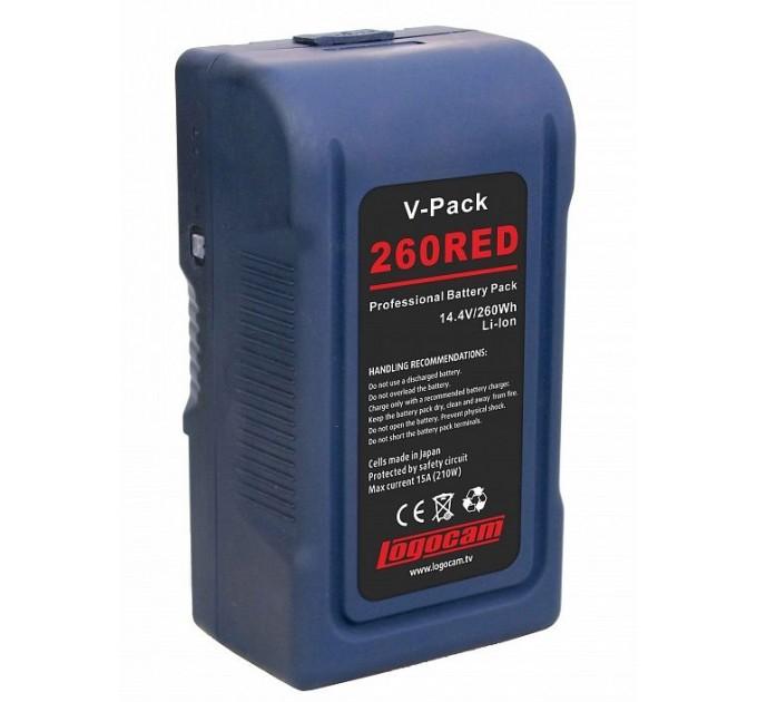 Logocam V-Pack 260 RED аккумуляторная батарея