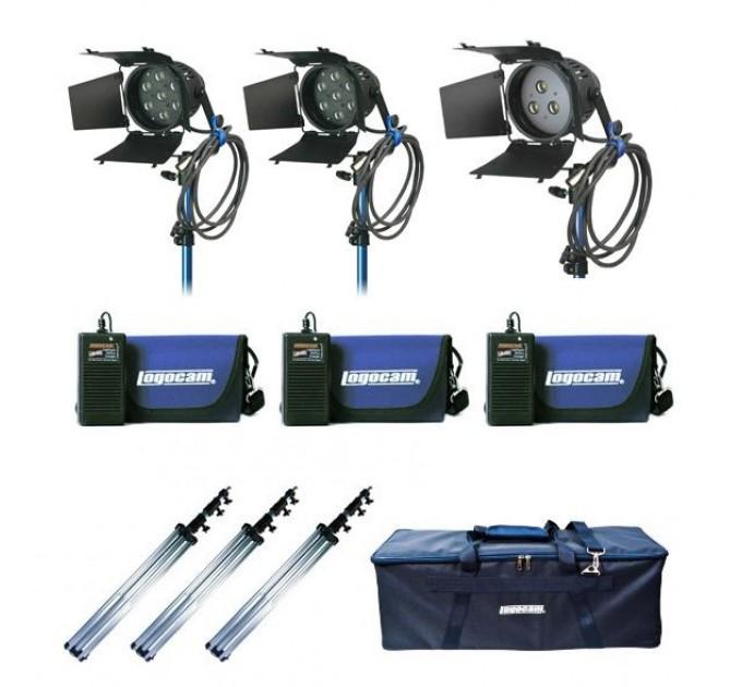Logocam A-LED 750/SSS DIM KIT (56) автономный комплект света