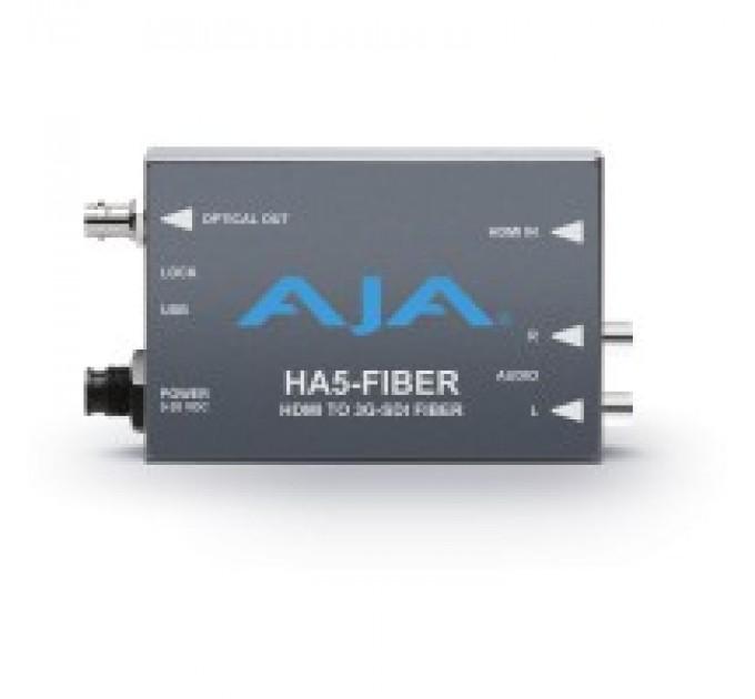 AJA HA5-Fiber