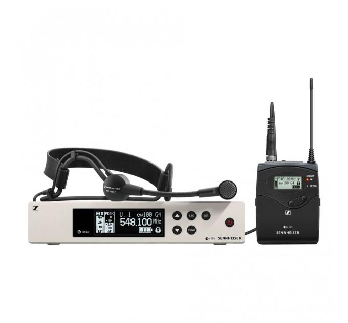 Радиосистема Sennheiser EW 100 G4-ME3-A