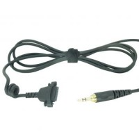 CABLE -M-BK-STEREO-PLUG 3.5 SCR