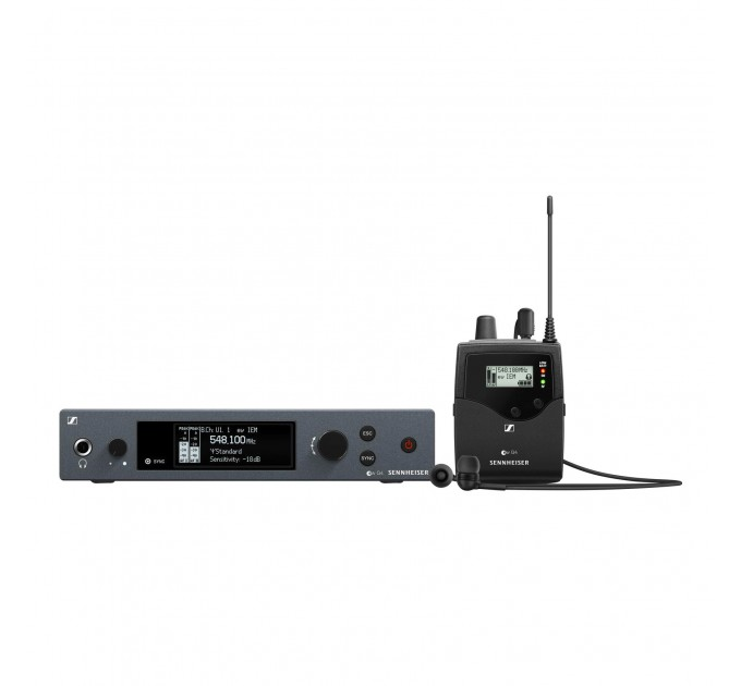 Радиосистема Sennheiser EW IEM G4-G
