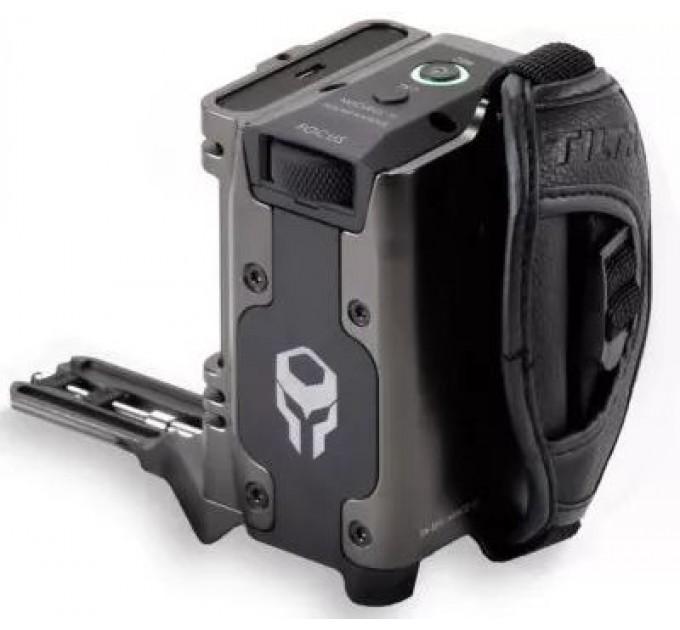 Боковая рукоятка Tilta Side Focus Handle Type II (F970 Battery) - цвет Gray