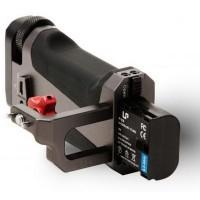 Боковая рукоятка Tilta Side Focus Handle Type III (LP-E6 Battery) - цвет Gray