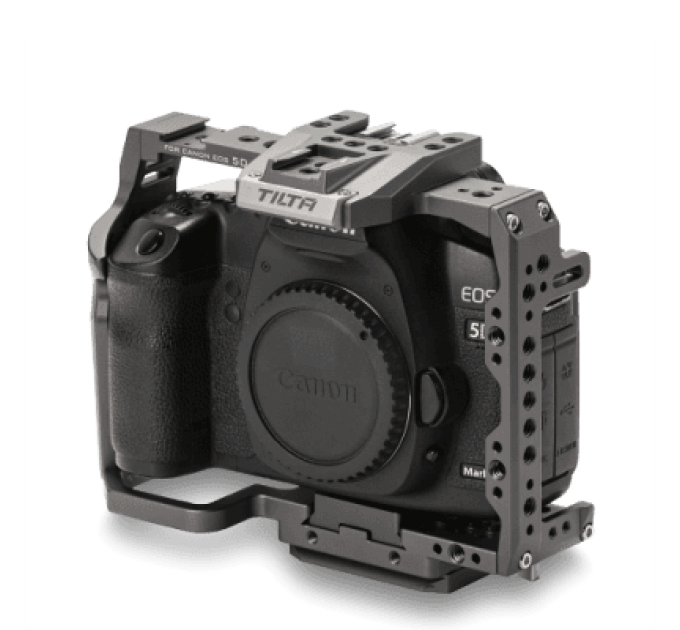 Комплект клетки Tilta TA-T47-FCC-G для Canon 5D/7D