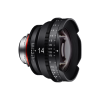 XEEN 14mm T3.1 FF CINE Lens Canon  кинообъектив с алюминиевым корпусом