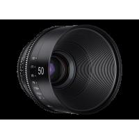 XEEN 50mm T1.5 FF CINE Lens PL кинообъектив с алюминиевым корпусом