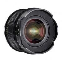 XEEN CF 16mm T2.6 FF CINE Lens PL кинообъектив с карбоновым корпусом