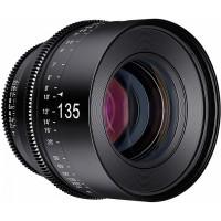 XEEN 135mm T2.2 FF CINE Lens Nikon кинообъектив с алюминиевым корпусом