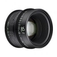 XEEN CF 85mm T1.5 FF CINE Lens Sony E кинообъектив с карбоновым корпусом