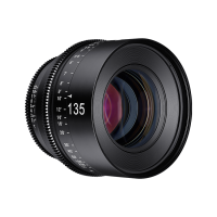 XEEN 135mm T2.2 FF CINE Lens Canon кинообъектив с алюминиевым корпусом