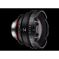 XEEN 14mm T3.1 FF CINE Lens Nikon  кинообъектив с алюминиевым корпусом