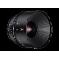 XEEN 24mm T1.5 FF CINE Lens Canon кинообъектив с алюминиевым корпусом