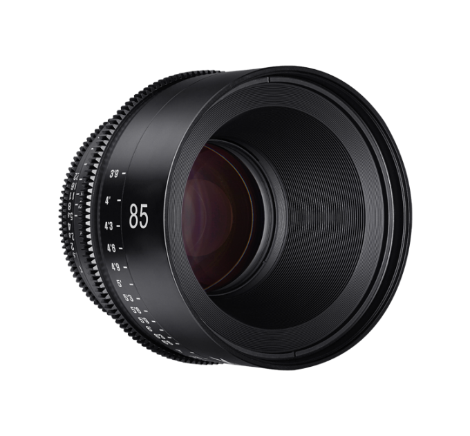 XEEN 85mm T1.5 FF CINE Lens Sony E кинообъектив с алюминиевым корпусом