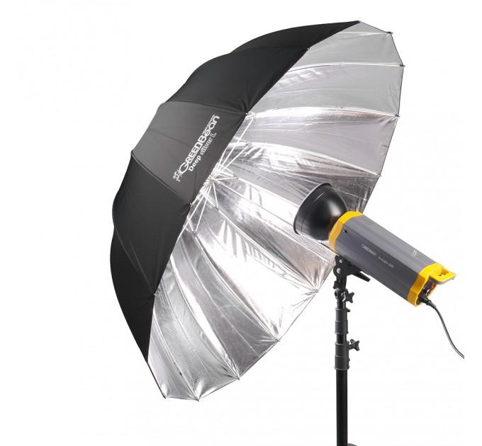 Зонт-отражатель GB Deep silver L (130 cm)