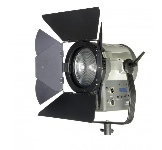 Осветитель студийный GreenBean Fresnel 200 LED X3 DMX
